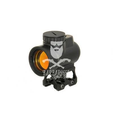 1x25 Miniature Rifle Reflex Sight - Black