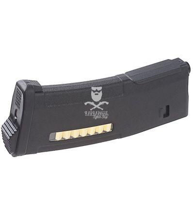 PTS Caricatore Monofilare EPM per M4/Scar/416 SRE - Black