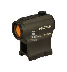 Holosun - Micro Red Dot 2 MOA