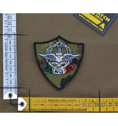 Patch 4 Rgt Alpini Ranger - Vegetata