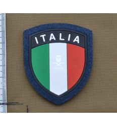 Patch 'Scudetto Italia' per Uniforme Blu