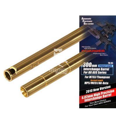 Canna di Precisione 6.02 Guarder 300mm