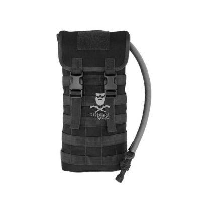Warrior Hydration Carrier - Black