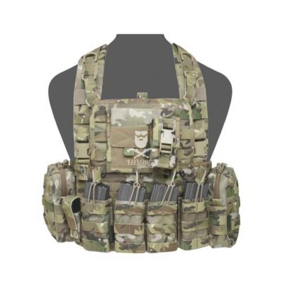 Warrior 901 Elite 4 with Zip - Multicam