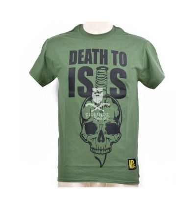 T-Shirt 'DEATH to ISIS'