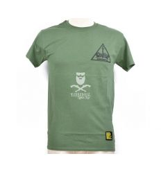 T-Shirt 'ISAF' OD