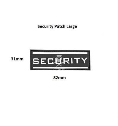Patch Security - Black