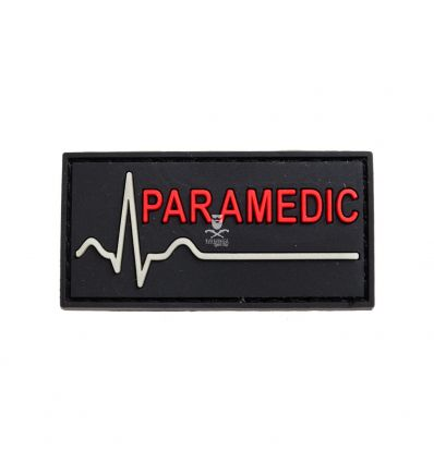 Patch Paramedic Rubber