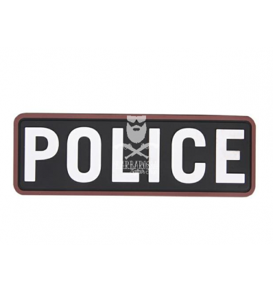 Patch Gommata Police - Black