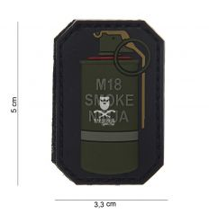 Patch M18 Smoke Ninja