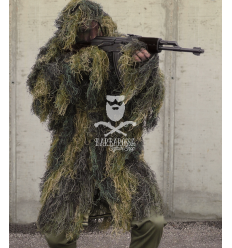 Ghillie Parka - Digital Woodland