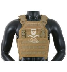 Recon Plate Carrier - Tan