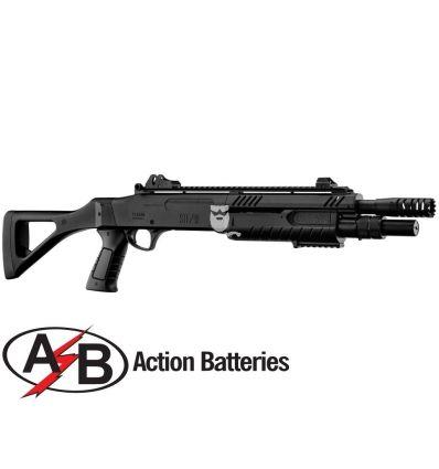 BO - FABARM STF12 COMPACT - Black