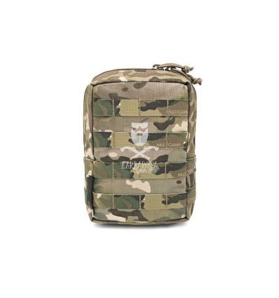 Warrior Large Utility MOLLE Multicam