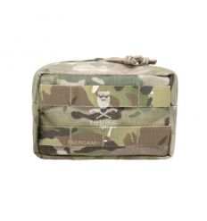 Warrior Small Horizontal MOLLE MultiCam