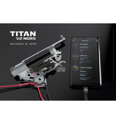 Gate TITAN V2 NGRS - Set Base