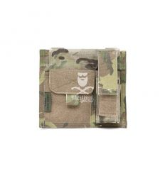 Warrior Large Admin Panel With Pouch MultiCam