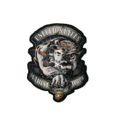 Patch Devil Dog Marine