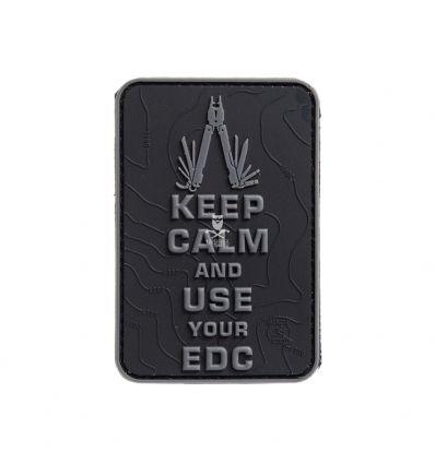 Patch Keep Calm EDC