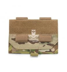 Warrior Forward Opening Admin Pouch - MultiCam