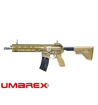 Heckler & Koch HK416 A5 - RAL8000 FDE Bronze