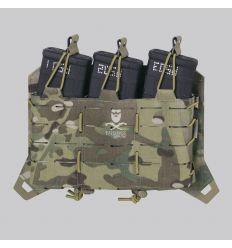 SPITFIRE Triple Rifle Magazine Flap - Multicam