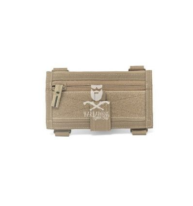 Warrior Tactical Wrist Case Coyote Tan