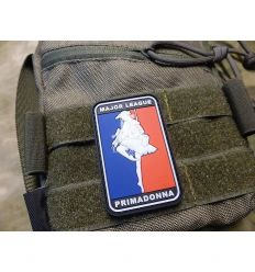Patch Major League Primadonna Rubber