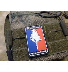 Patch Major League Primadonna Rubber