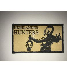 Patch Secutor Hunters Highlander