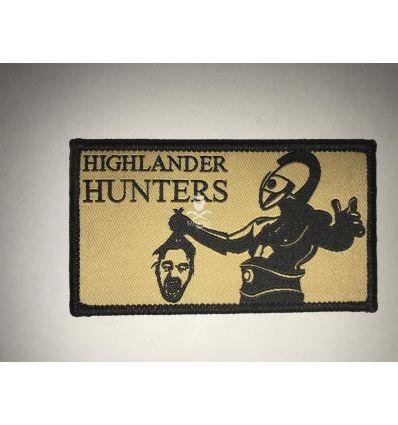 Patch Secutor Hunters Highlander