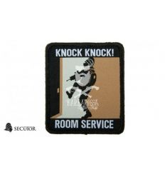 Patch Secutor Knock Knock