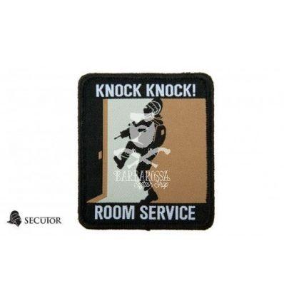 Patch Secutor Knock Knock
