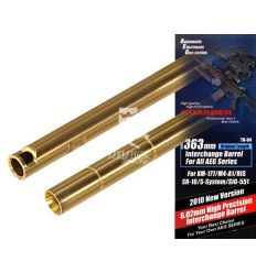 Canna di Precisione 6.02 Guarder 363mm