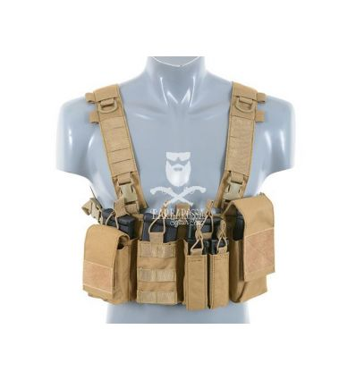 Chest Rig V2 - Tan