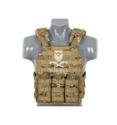 First Defence Plate Carrier - Multicam