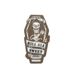 Patch Kill All Sweet - Brown