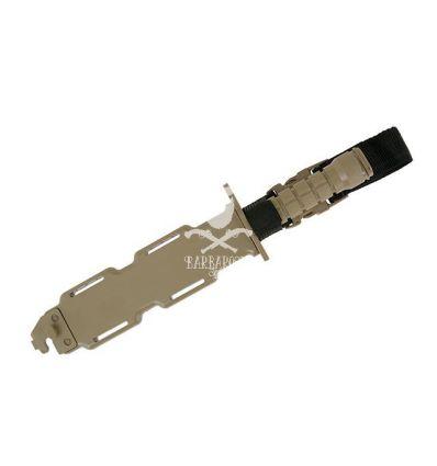 Dummy bayonet for M4/M16 series - Tan
