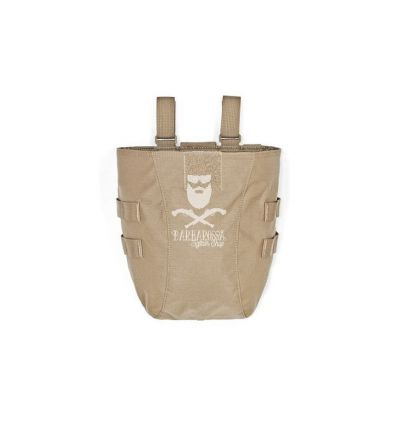WARRIOR LARGE ROLL UP DUMP POUCH COYOTE TAN
