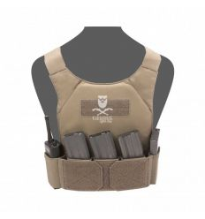 Warrior Covert Plate Carrier Mk1 Coyote Tan