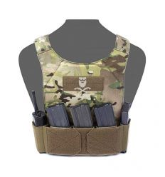 Warrior Covert Plate Carrier Mk1 Multicam
