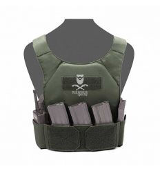 Warrior Covert Plate Carrier Mk1 OD Green