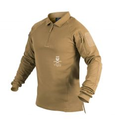 RANGE Polo Shirt® - Coyote