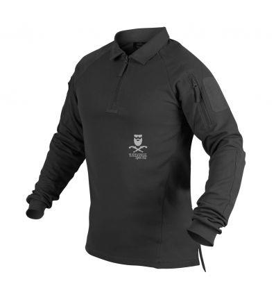 RANGE Polo Shirt® - Black