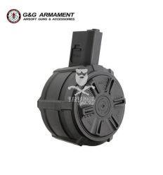 G&G Caricatore Drum Elettrico per M4/M16