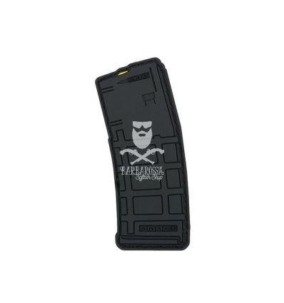 Patch MAG PVC - Black