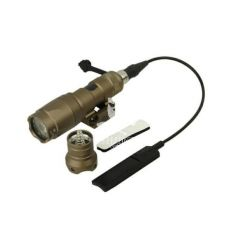 Night Evolution M300A Mini Scout Light - Tan