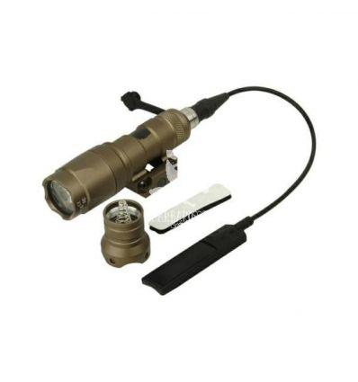 Night Evolution M300A Mini Scout Light - Tan