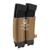 Viper VX Double SMG Mag Sleeve - Coyote