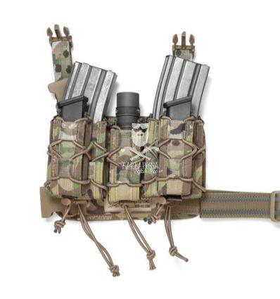 Warrior Sabre Drop Leg MK1 Multicam
